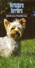 Yorkshire Terriers January 2014-December 2015 Two Year Planner (Calendar)
