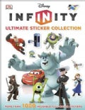 Disney Infinity: Ultimate Sticker Collection (Paperback)