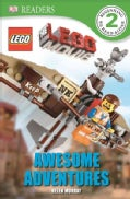 The Lego Movie: Awesome Adventures (Hardcover)