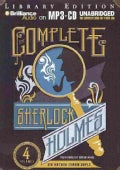 The Complete Sherlock Holmes: Library Edition (CD-Audio)