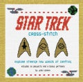 Star Trek Cross-stitch: Explore Strange New Worlds of Crafting (Paperback)