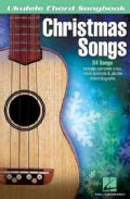 Christmas Songs Ukulele Chord Songbook (Paperback)