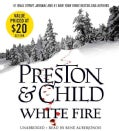 White Fire: Library Edition (CD-Audio)