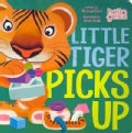Little Tiger Picks Up (Board book)