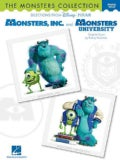 The Monsters Collection: Selections from Disney Pixar's Monsters, Inc. and Monsters University: Piano Solo (Paperback)