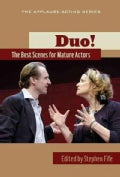 Duo!: The Best Scenes for Mature Actors (Paperback)