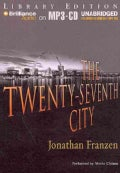 The Twenty-Seventh City: Library Edition (CD-Audio)