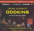 Oddkins: A Fable for All Ages : Library Edition (CD-Audio)
