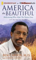 America the Beautiful: Rediscovering What Made This Nation Great (CD-Audio)