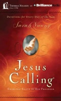 Jesus Calling: Enjoying Peace in His Presence (CD-Audio)