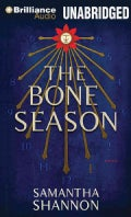 The Bone Season (CD-Audio)