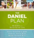 The Daniel Plan: 40 Days to a Healthier Life (CD-Audio)