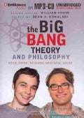 The Big Bang Theory and Philosophy: Rock, Paper, Scissors, Aristotle, Locke (CD-Audio)