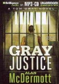 Gray Justice (CD-Audio)