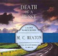 Death of a Hussy: Library Edition (CD-Audio)