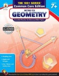 Intro to Geometry, Grades 7 - 8: Essential Practice for Advanced Math Topics: Common Core Edition (Paperback)