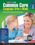 Common Core Math and Language Arts, Grade 1 (Paperback)