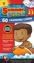 Summer Splash Learning Cards: Grades 2-3 (Cards)
