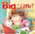 Big or Little? (Board book)