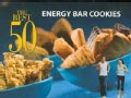 The Best 50 Energy Bar Cookies (Paperback)
