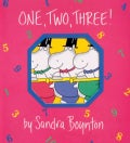 One, Two, Three! (Board book)