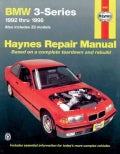 Bmw Automotive Repair Manual 1992-1998 (Paperback)