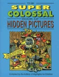 The Super Colossal Book of Hidden Pictures (Paperback)