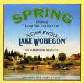News from Lake Wobegon, Spring (CD-Audio)
