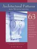 Architectural Patterns for Woodcarvers (Paperback)
