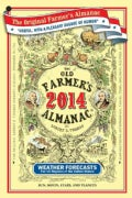 The Old Farmer's Almanac 2014 (Hardcover)