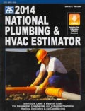 National Plumbing & HVAC Estimator 2014 (Paperback)