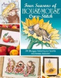 4 Seasons of House Mouse Cross Stitch (Paperback)