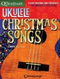 Ukulele Christmas Songs: Classic Christmas Tunes for Ukulele: Easy Fingerstyle, Easy Strum (Paperback)