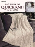 Big Book of Quick Knit Afghans (Paperback)
