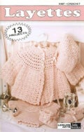 Layettes: Knit and Crochet 13 Projects (Paperback)