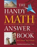 The Handy Math Answer Book (Paperback)