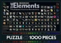 The Elements: A Visual Exploration of Every Known Atom in the Universe - 1,000 Pieces (General merchandise)