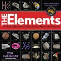 The Elements 2014 Calendar: A Visual Exploration of Every Known Atom in the Universe (Calendar)