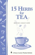 15 Herbs for Tea (Paperback)