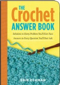 The Crochet Answer Book (Paperback)