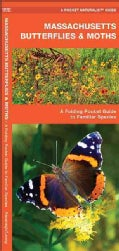 Massachusetts Butterflies & Moths: An Introduction to Familiar Species (Paperback)
