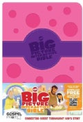 The Big Picture Interactive Bible for Kids: Christian Standard Bible, Pink, Leather Touch; Connecting Christ Thro... (Paperback)