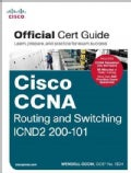 Cisco Ccna Routing and Switching Icnd2 200-101 Official Cert Guide (Hardcover)