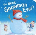 Best Snowman Ever (Board book)