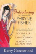 Introducing the Honorable Phryne Fisher (Paperback)