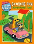 Adventure Time Sticker Fun Book (Paperback)