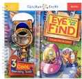Eye Find: A Picture Puzzle Book (Paperback)