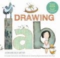 Drawing Lab Kit: A Creative Kit to Make Drawing Fun - Includes 32-page Book Packed With Fun and Silly Drawing Exe... (Paperback)