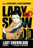 Lady Snowblood 3: Retribution (Paperback)