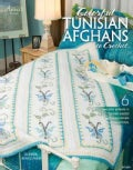 Colorful Tunisian Afghans to Crochet (Paperback)